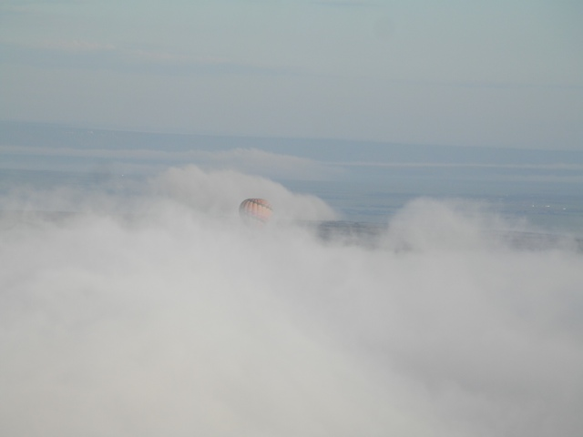 Hot Air Ballon, Masai Mara