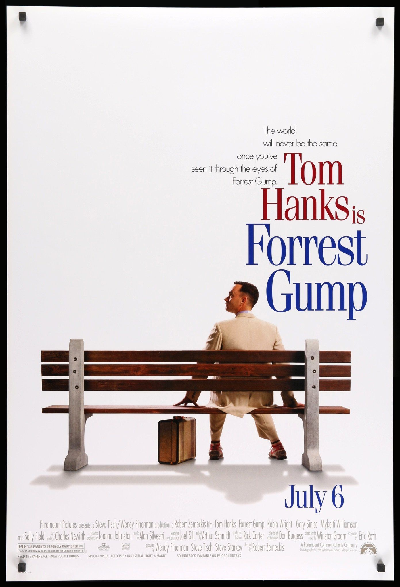 Top 100 Movie Review No 016 Forrest Gump 1994 Nathan S Insights